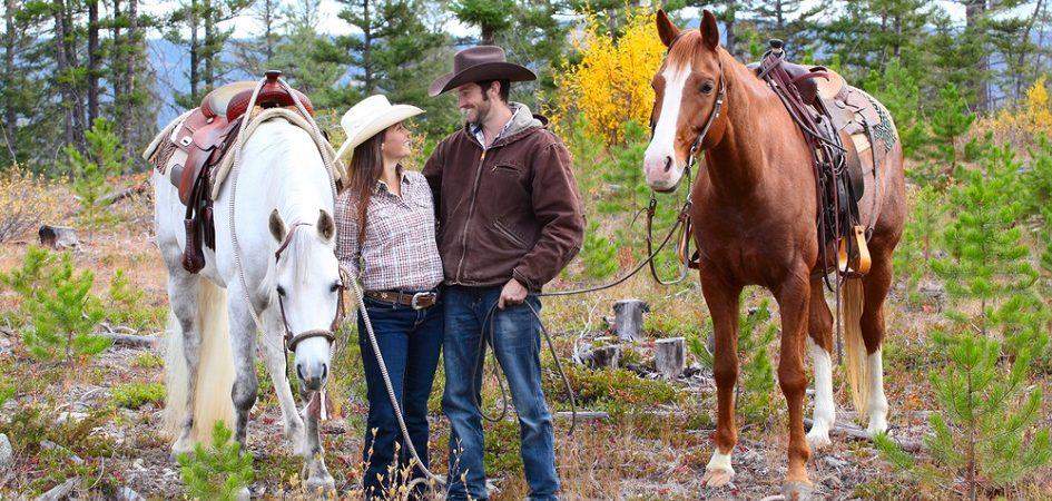 Urlaub mit Pferd